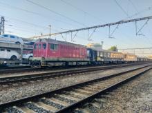 Dva historické vozne miera z Topoľčian do Luxemburska - DOPLNENÉ