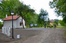 Pôvodný strážny domček v Haliči opäť ožil