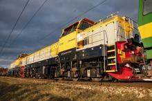 Preprava rekonštruovaných Čmeliakov na Ukrajinu