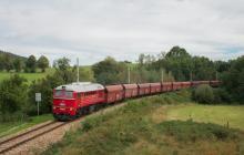 T679.1600 a Národní Den Železnice 2018