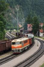 Do Mlyniek s T678.0012 a Horehronským expresom - špeciál