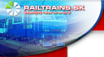 railtrains.sk - Železničný relax od A po Ž