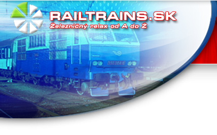 railtrains.sk - Železničný relax od A po Ž